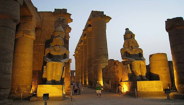 Luxor Temple, Trips to Luxor from Sharm