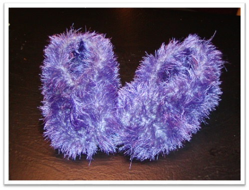 Fun Fur Slippers