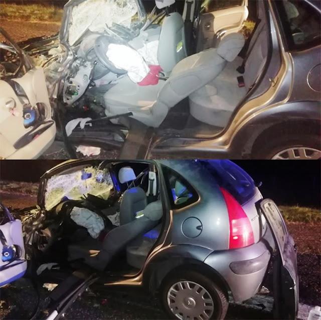 Foggia. Auto in fiamme e donna rimane incastrata. È accaduto sulla A/14 dopo un incidente stradale. La Polizia Autostradale la mette in salvo