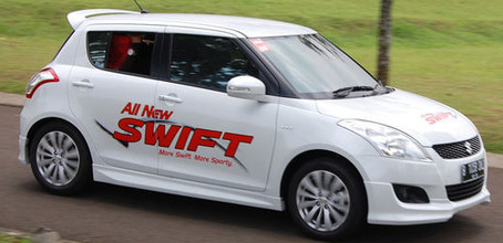 Harga Mobil Suzuki Swift Second Agustus 2017