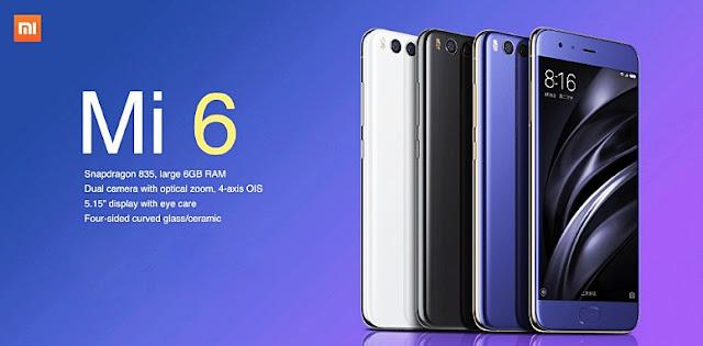 Kelebihan dari Xiaomi Mi6, Ponsel Mewah nan Minimalis