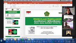 Pondok Pesantren Al-Falah Gorontalo Sukses Selenggarakan Webinar Nasional