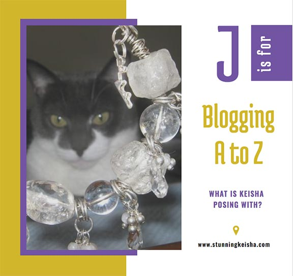 Blogging From A to Z: J is for …