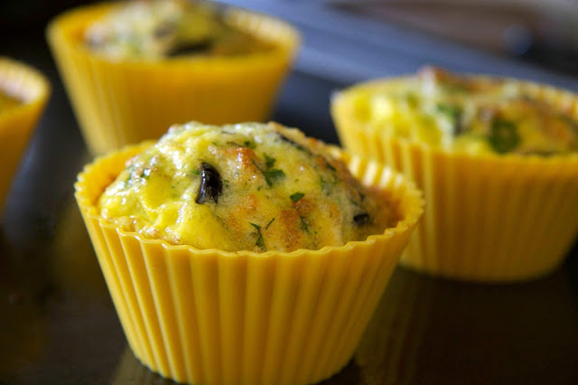 RECIPE FOR EGG MUFFINS