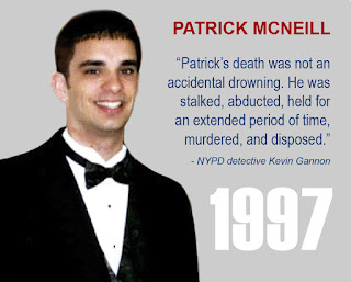Smiley Face Murders 'Victim Zero' Patrick McNeill