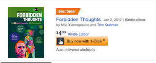 Forbidden Thoughts best seller