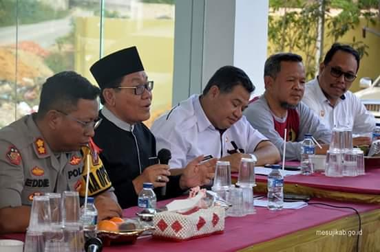 Kominda Ogan Ilir Kunjungi Kabupaten Mesuji