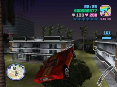 GTA Vice City Fast and Furious Screenshots