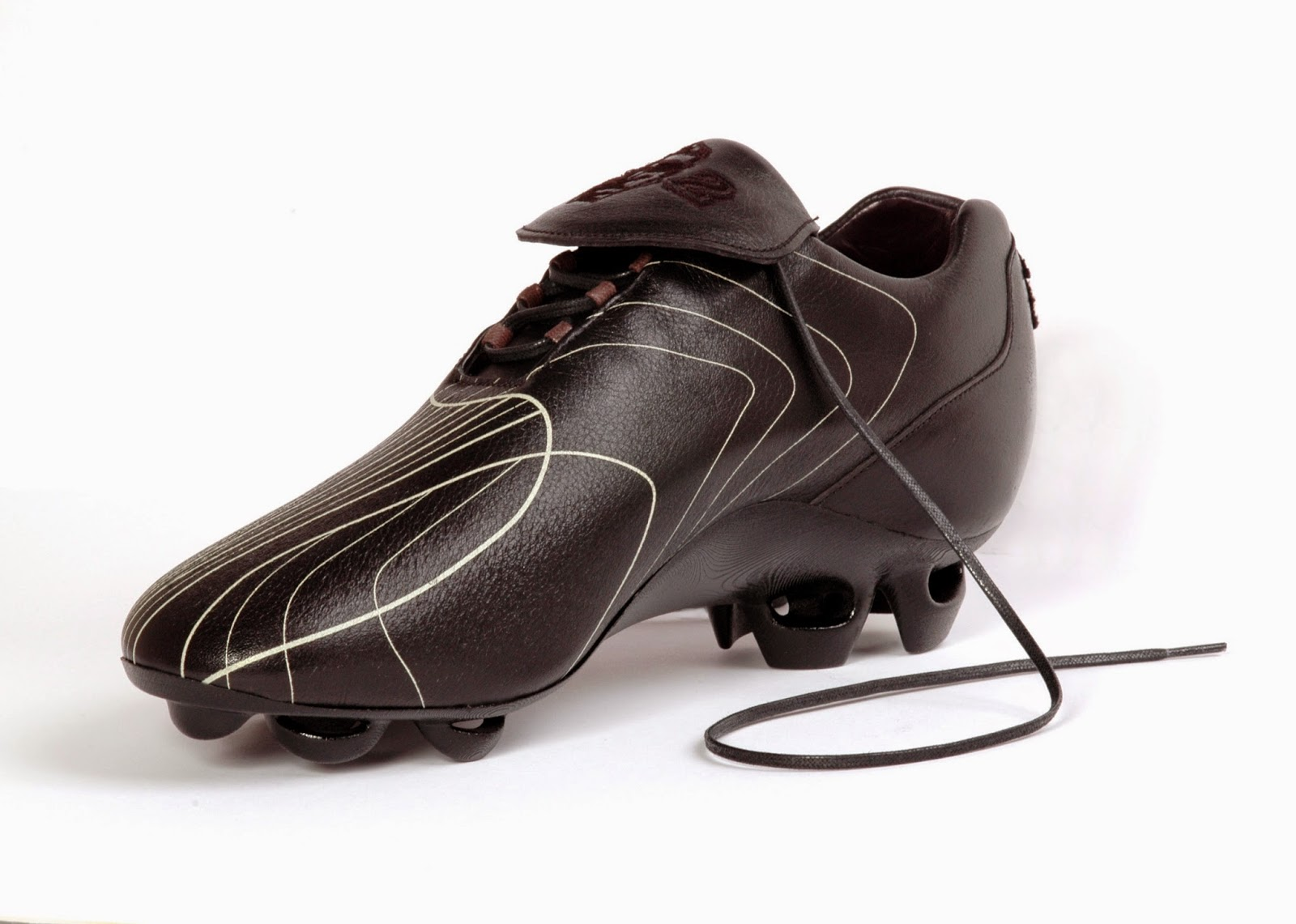 ea1c5a3fca7 An innovative shoe manufacturing process using a 3-D footprint called  selective laser sintering (SLS) has been used to custom design soccer boots.