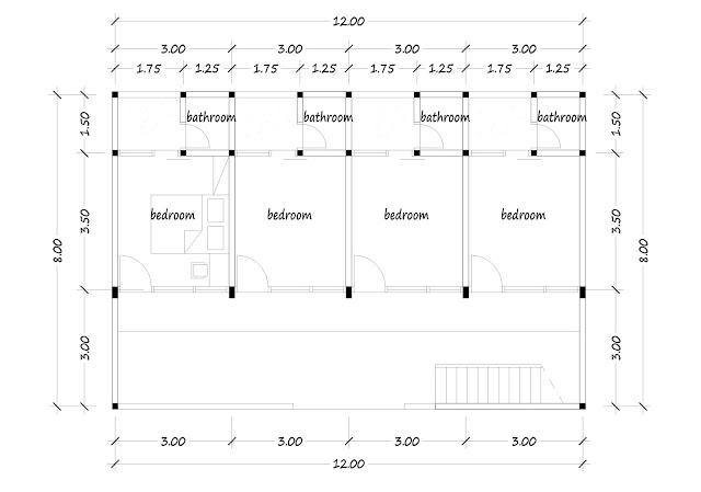 Boarding house plan 20