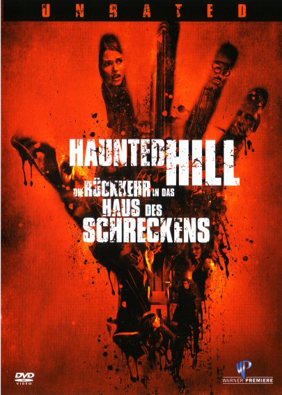 Mobile movie ripper return to house on haunted hill dvd - House on the hill 2012 ...