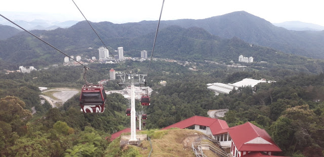 Awana SkyWay Cable Car