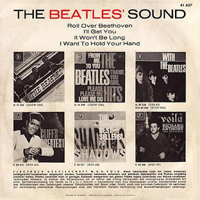 The Beatles Sound (EP Feb 1964)