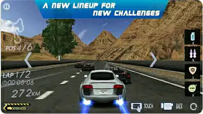Game Android Kecil - Crazy Racer 3D