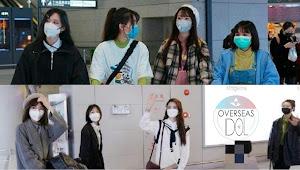 Member SNH48 dan AKB48 Team SH Telah Berangkat untuk PRODUCE CAMP 2020