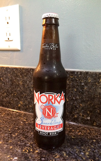 Norma Sparkling Beverages Root Beer