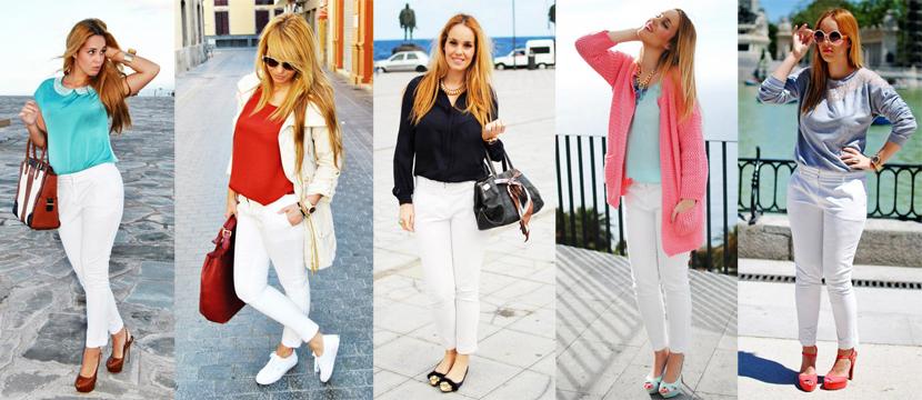 white pants, nery hdez, compilation, snb, tenerife moda