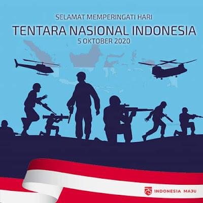 hari tentara nasional 2020
