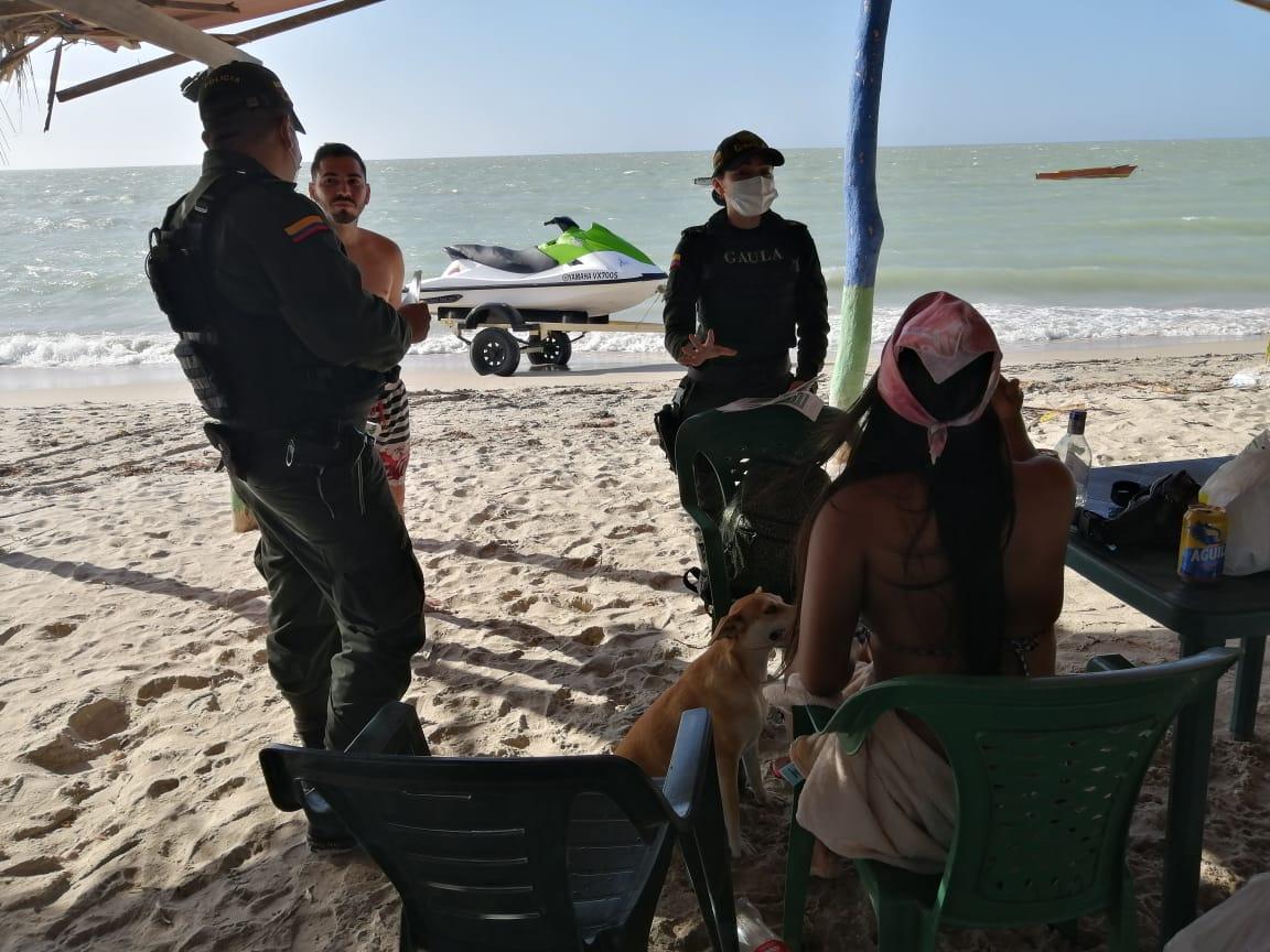 https://www.notasrosas.com/Grupo Gaula realizó en Mayapo - La Guajira, Campaña Preventiva Contra el Secuestro y la Extorsión