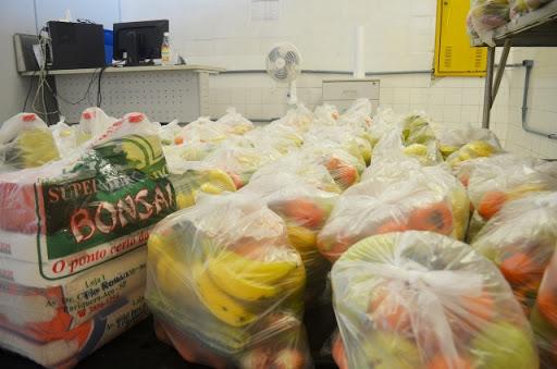 Prefeitura de Registro-SP dá início à entrega de 1.800 cestas de alimentação para os alunos da rede municipal de ensino