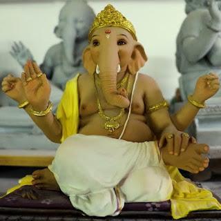 Bal Ganesh Murti By Vishal Shinde Murtikar HD Photos