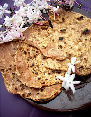 Spicy Chapati au Jasmin