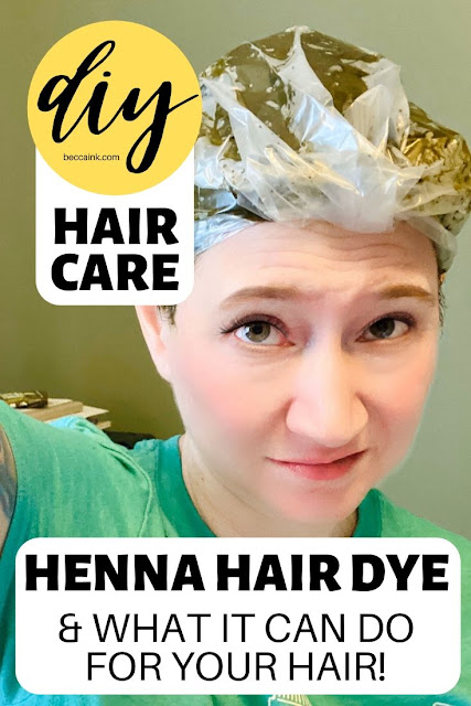 Benefits of henna for hair for DIY hair care