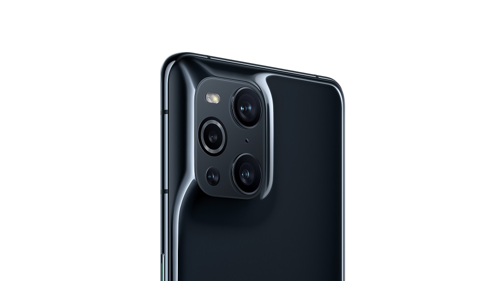 OPPO Find X3 Pro Camera