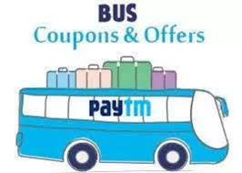 Paytm Bus Ticket Offer: Get 100% Cashback on First Bus Ticket Booking