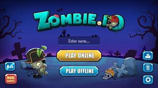 Game Zombie.io: Slither Hunter v3.0 APK