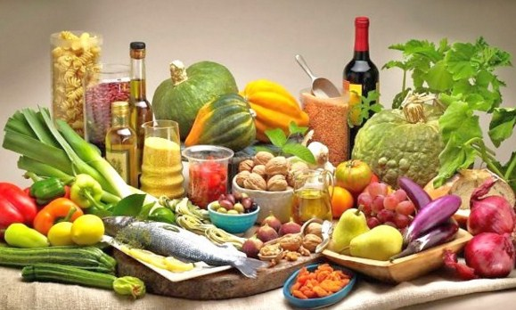 Diet Mediterania - Diet Untuk Jantung Sehat