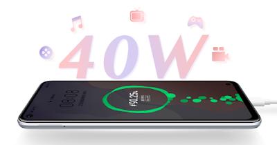 Huawei Nova 7SE 5G Battery