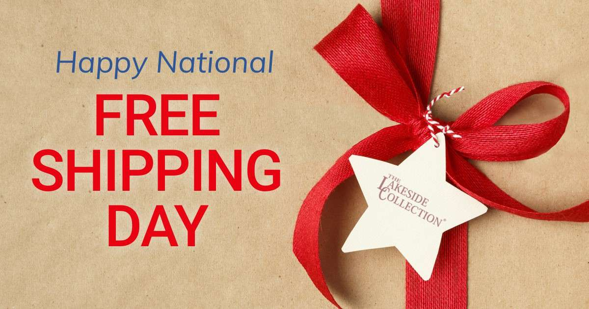 National Free Shipping Day Wishes Sweet Images