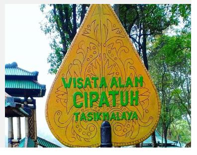 Foto Wisata Alam CIPATUH Tasikmalaya, Lokasi dan Harga Tiket