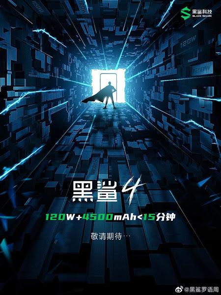 Xiaomi Black Shark 4 Oficial com Snapdragon 888
