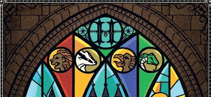 'Wizarding World' revela ilustrações inéditas do livro de Pedra Filosofal