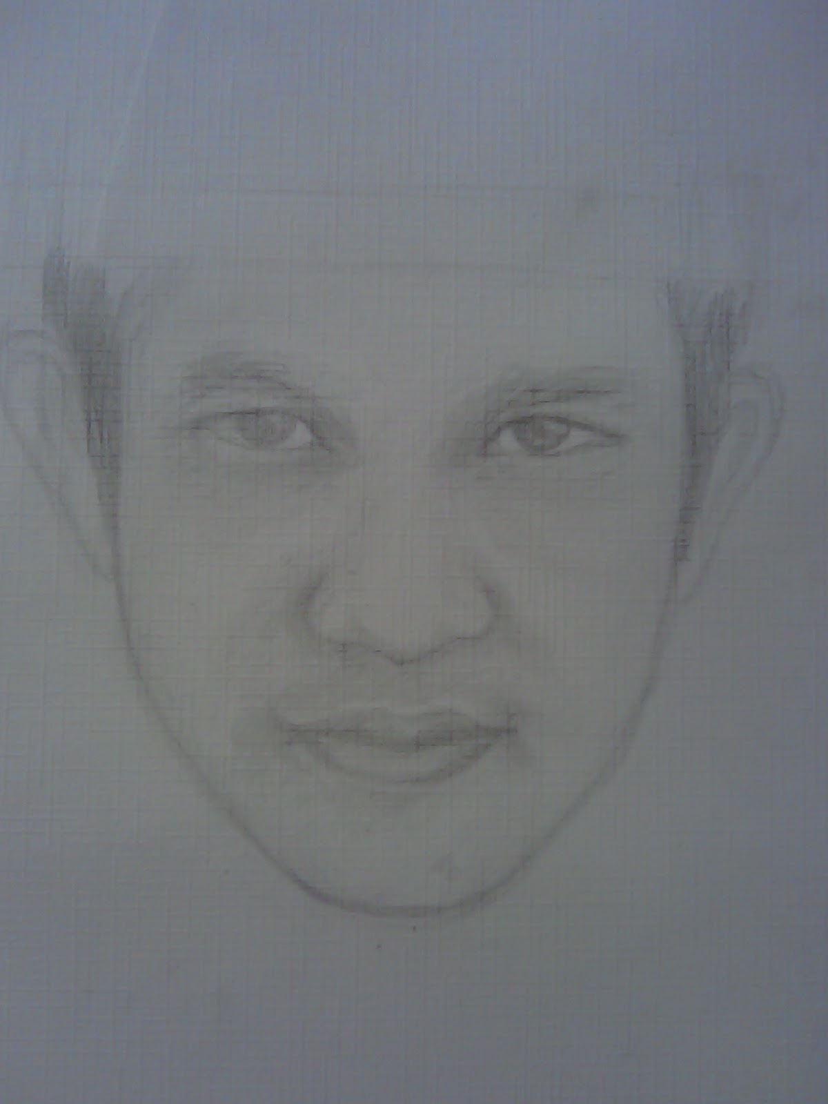 Galeri Gambar Sketsa Hidung Dan Bibir Terbaru