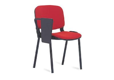 form sandallye,yazı tablalı form sandalye,sandalye,konferans sandalyesi