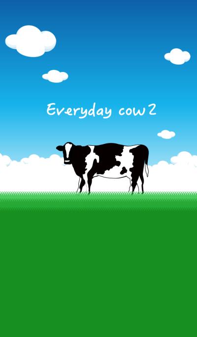 Everyday cow2
