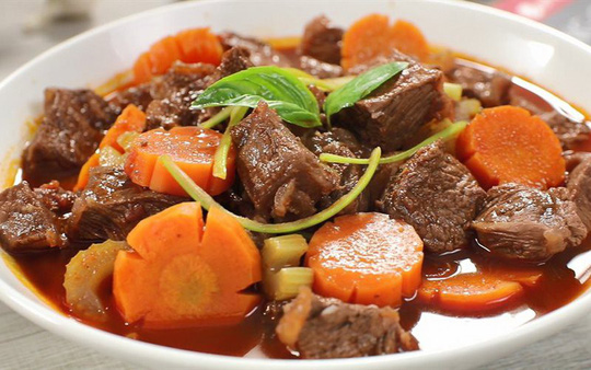 Cách chế biến món bò sốt ngũ vị thơm lừng, hấp dẫn