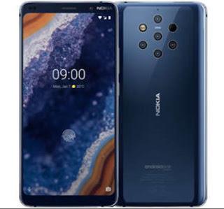 nokia 9 pure new menggunakan android one