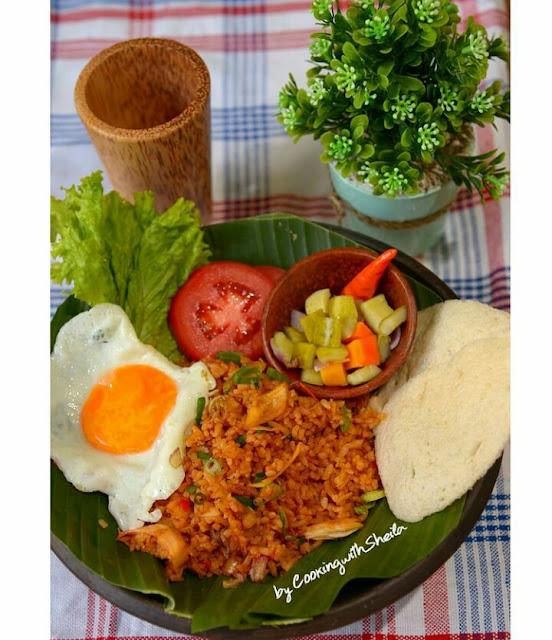 Resep nasi goreng jawa sederhana