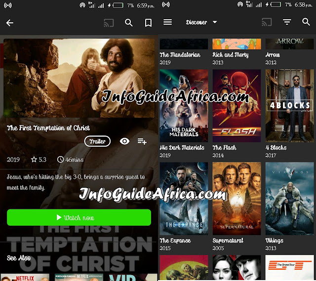 How To Watch And Download 'The First Temptation Of Christ' Free