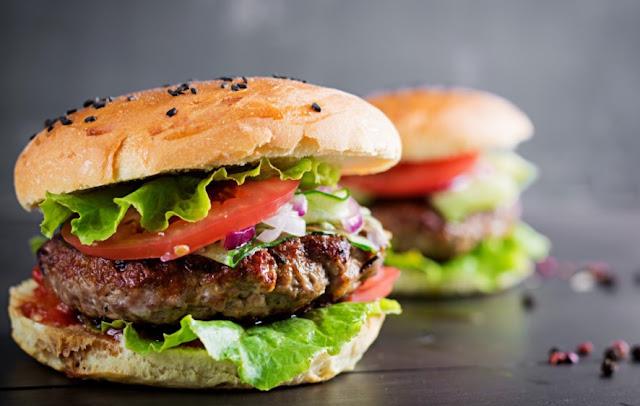 Bagaimana Cara Membuat Burger Sehat