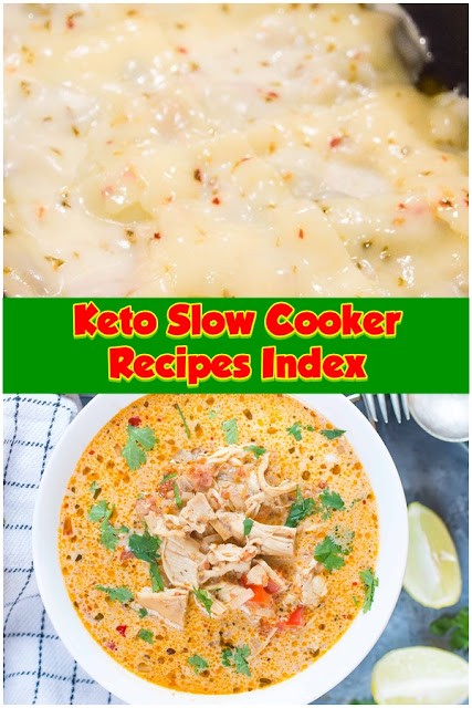 #Keto #Slow #Cooker #Recipes #Index