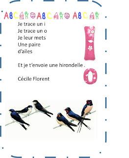 Image222 - DES POESIES POUR LA RENTREE ! Thèmes : l'école – les lettres – écrire