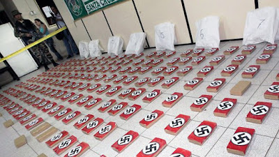 business crime corruption drugs Nazi military violence CIA coup cocaine Bolivia