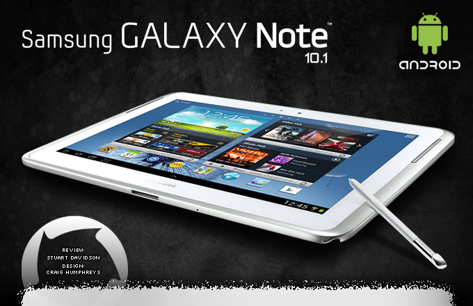 Samsung galaxy note10.1