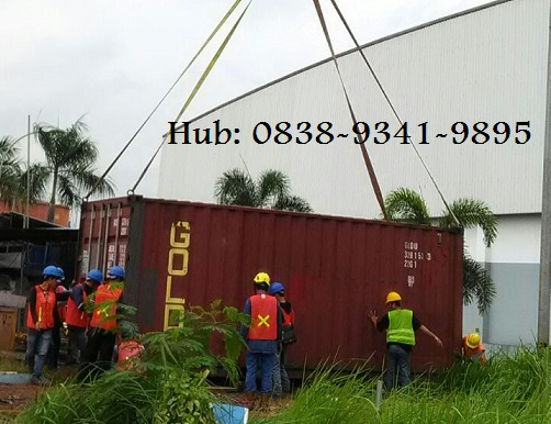 Sewa Container Bekas Untuk Gudang