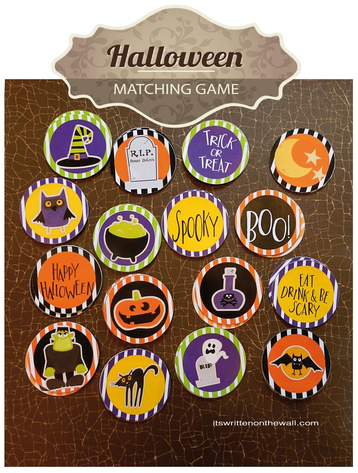 33 fun halloween games treats and ideas for your halloween party - Game Ideas For Halloween Party